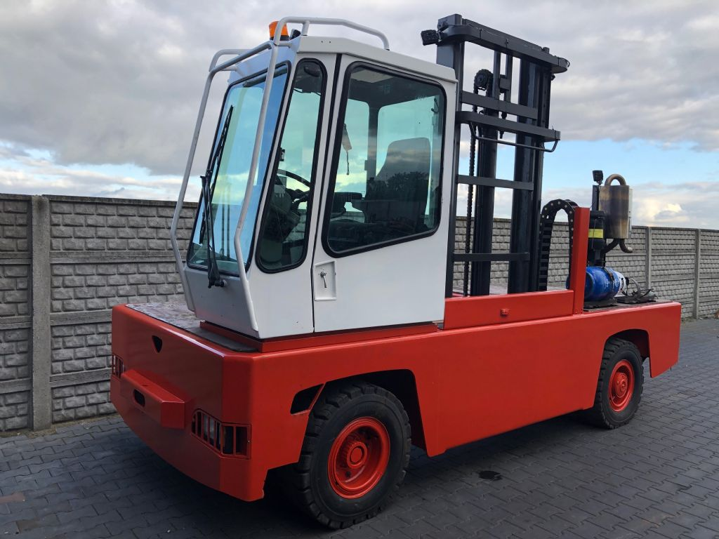 Irion TFG40 Sideloader www.superlift-forklift.com