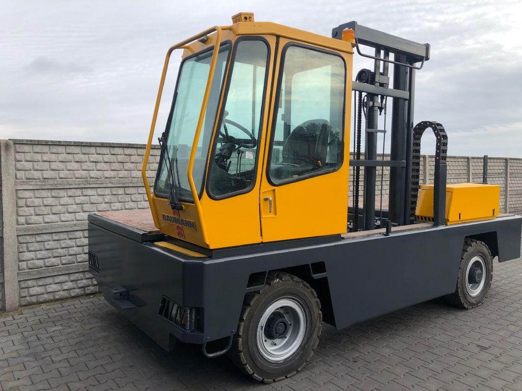 Baumann EGX50/16/40 Sideloader www.superlift-forklift.com