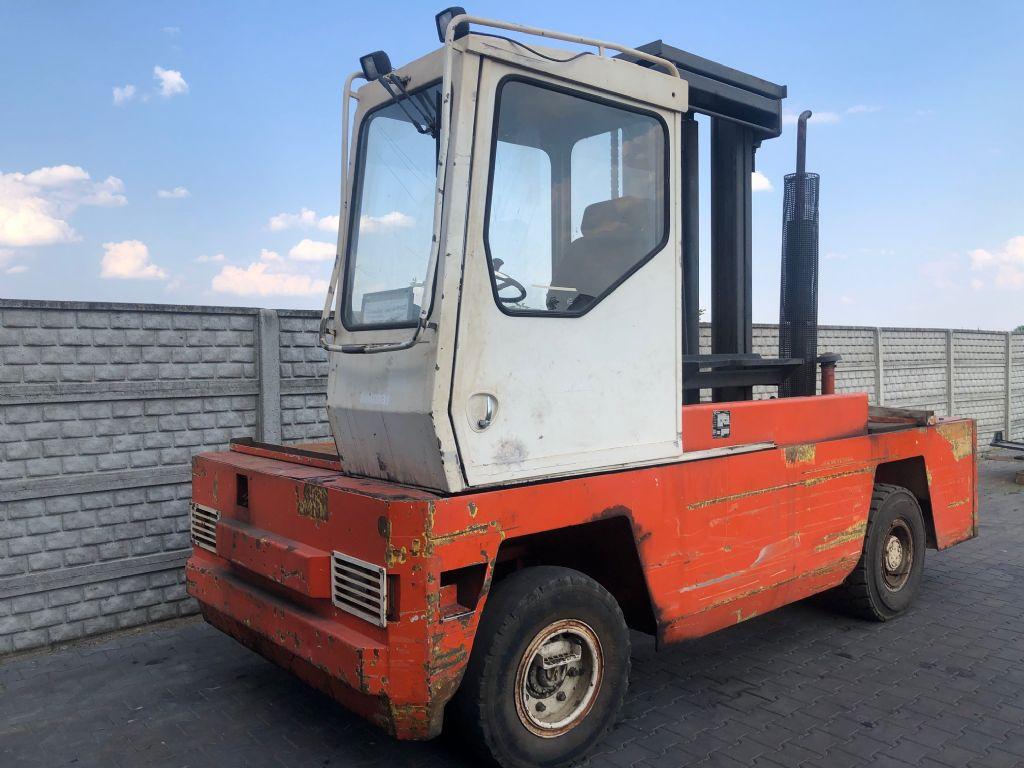 Kalmar DFQ50/12D Sideloader www.superlift-forklift.com