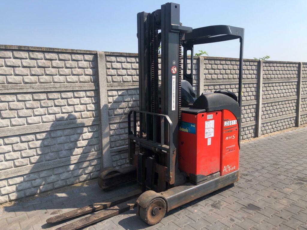 Linde R14SN-12 Reach Truck www.superlift-forklift.com