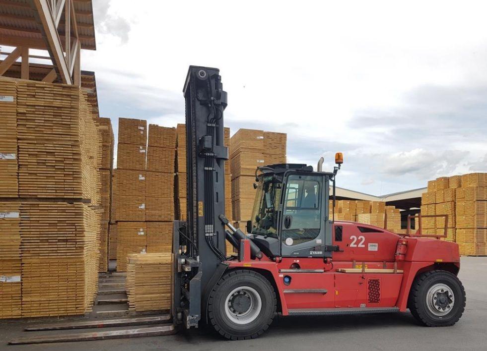 Kalmar DCG160-12 Diesel Forklift www.superlift-forklift.com