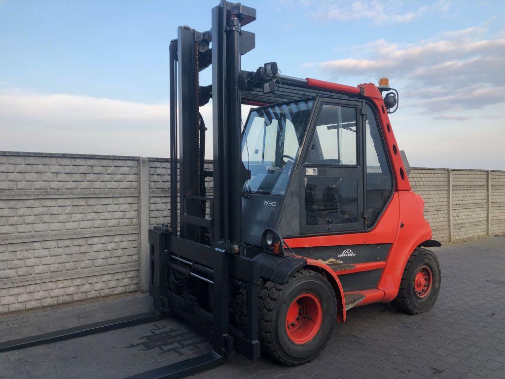 Kalmar DCD160-12 Diesel Forklift www.superlift-forklift.com