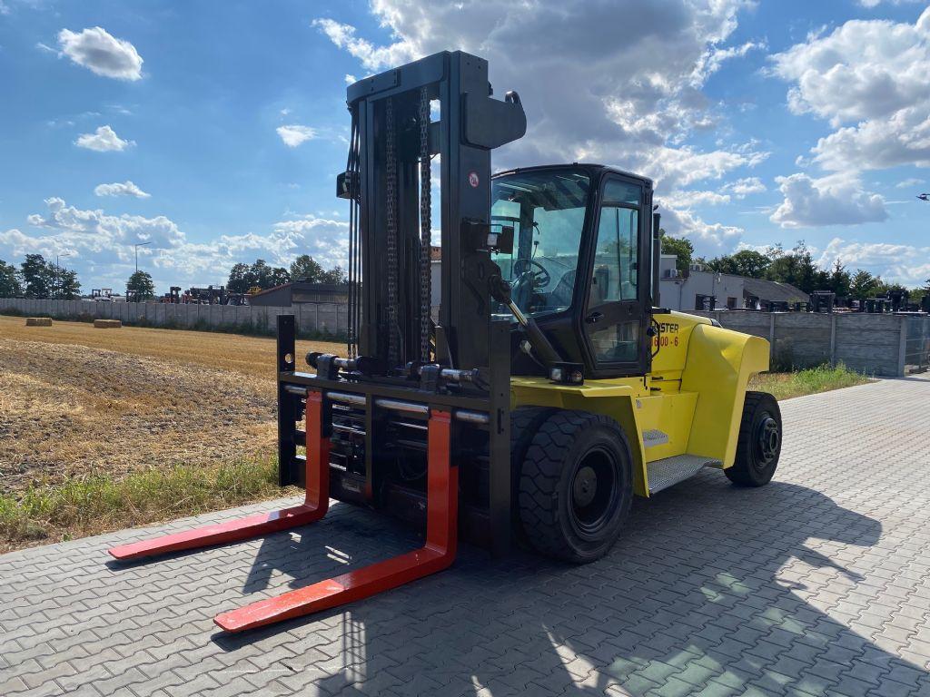 Hyster H16.00XM-6 Diesel Forklift www.superlift-forklift.com