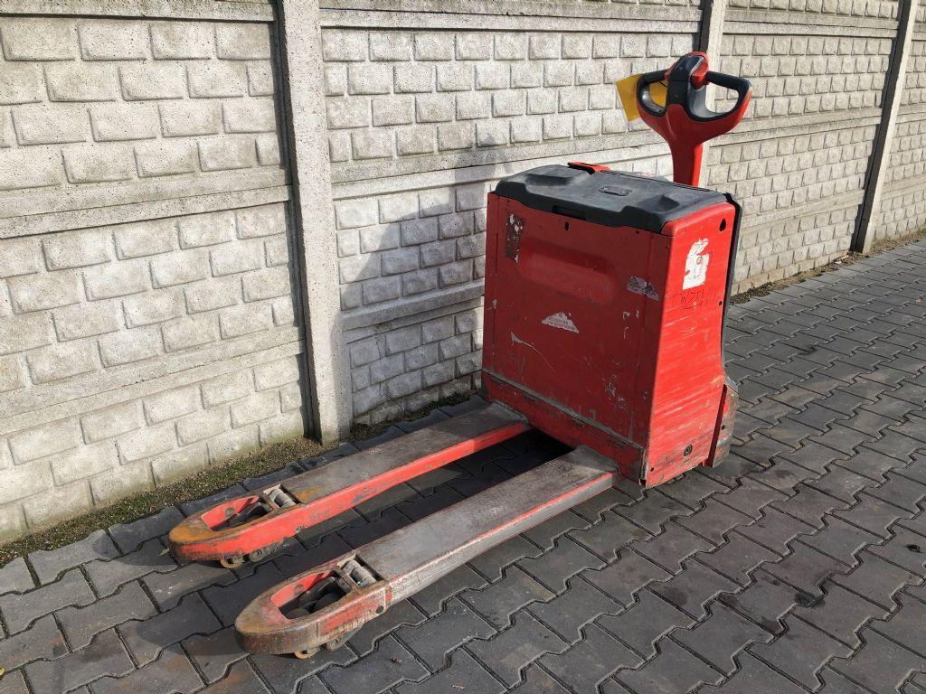 Linde T16 Electric Pallet Truck www.superlift-forklift.com