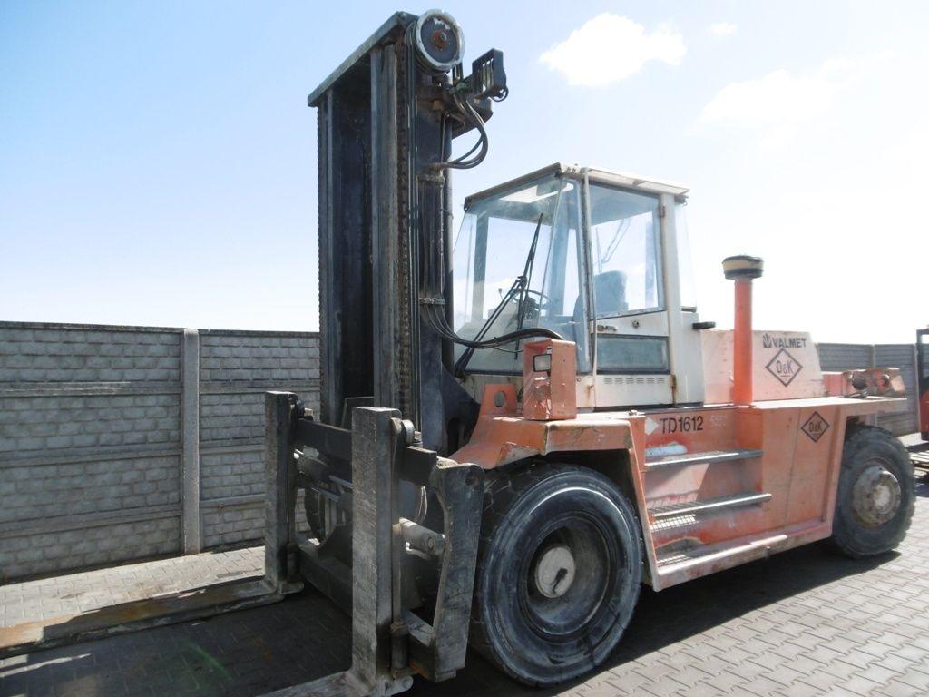 Valmet TD16-1200 Diesel Forklift www.superlift-forklift.com