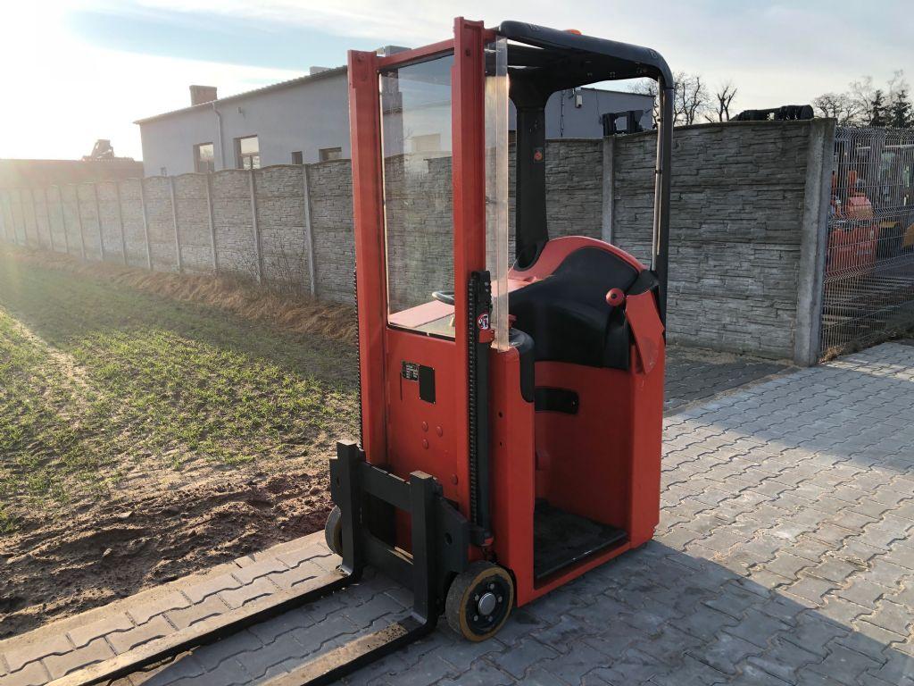 Linde E10 Electric 3-wheel forklift www.superlift-forklift.com