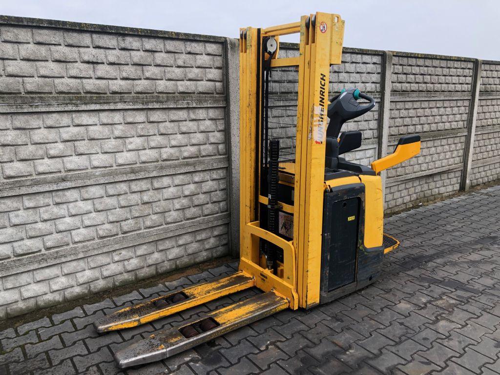 Jungheinrich ERC214 Electric Pallet Truck www.superlift-forklift.com