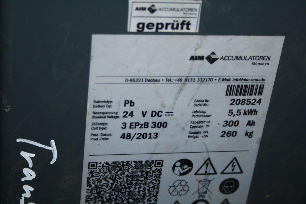 *Sonstige 3EPzB300 Antriebsbatterie www.thuenemann-stapler.de