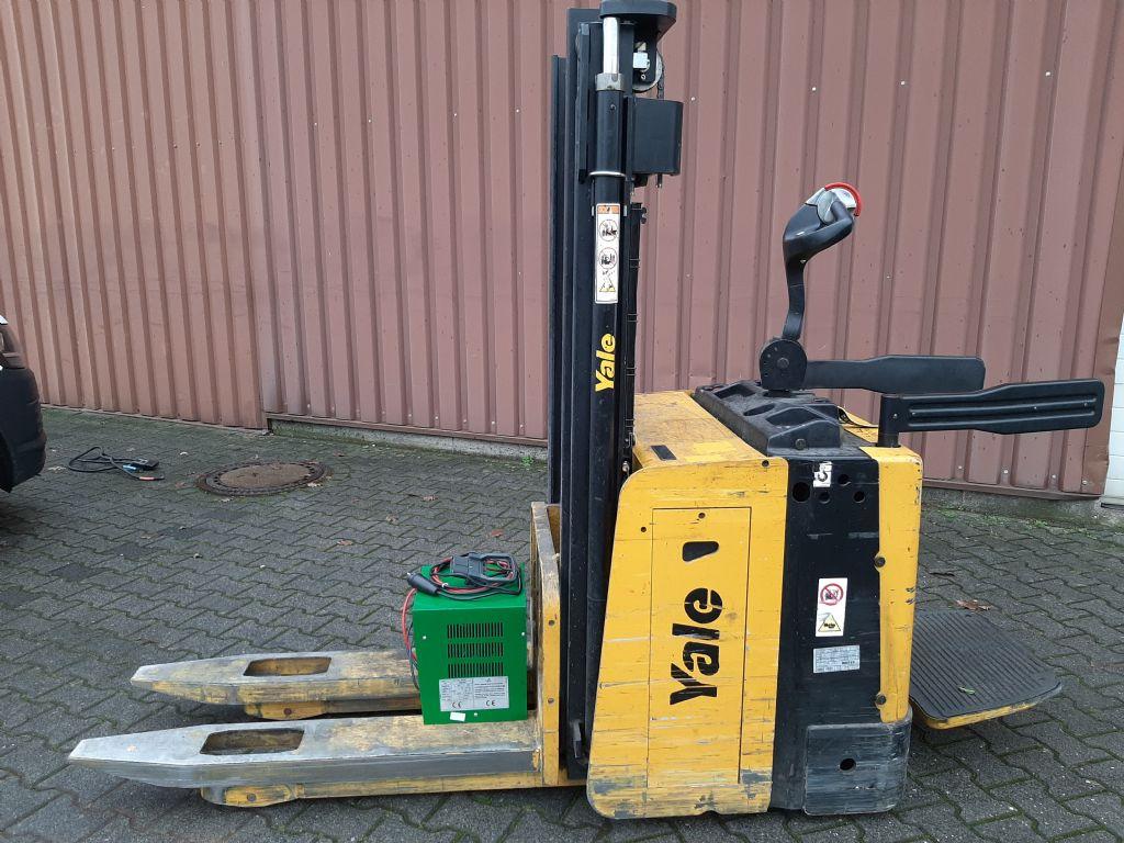 Yale MS15X Hochhubwagen www.thuenemann-stapler.de