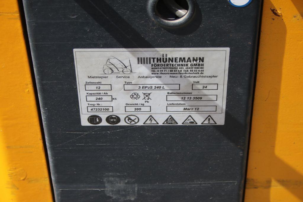 Genkinger EGV 14/45 Hochhubwagen www.thuenemann-stapler.de