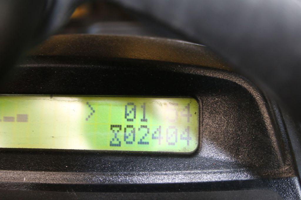 Hyster H 1.6 FT Treibgasstapler www.thuenemann-stapler.de