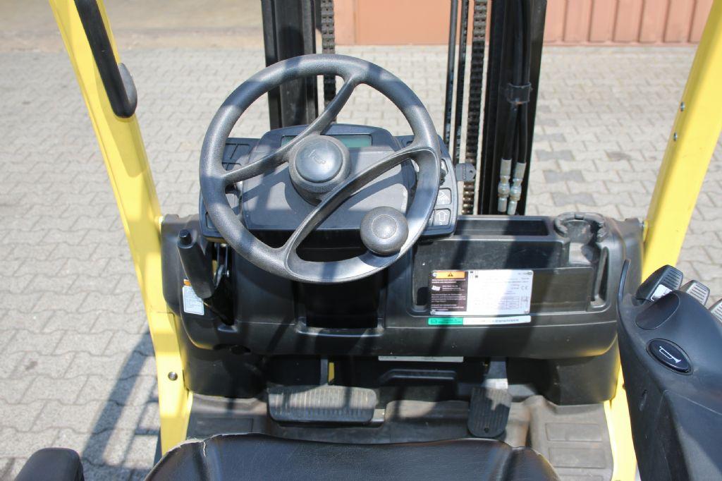Hyster H1.6FT-G Treibgasstapler www.thuenemann-stapler.de