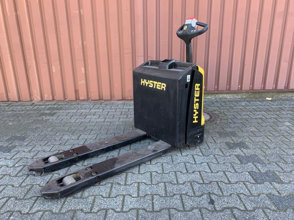 Hyster P2.2AC Deichselstapler www.thuenemann-stapler.de