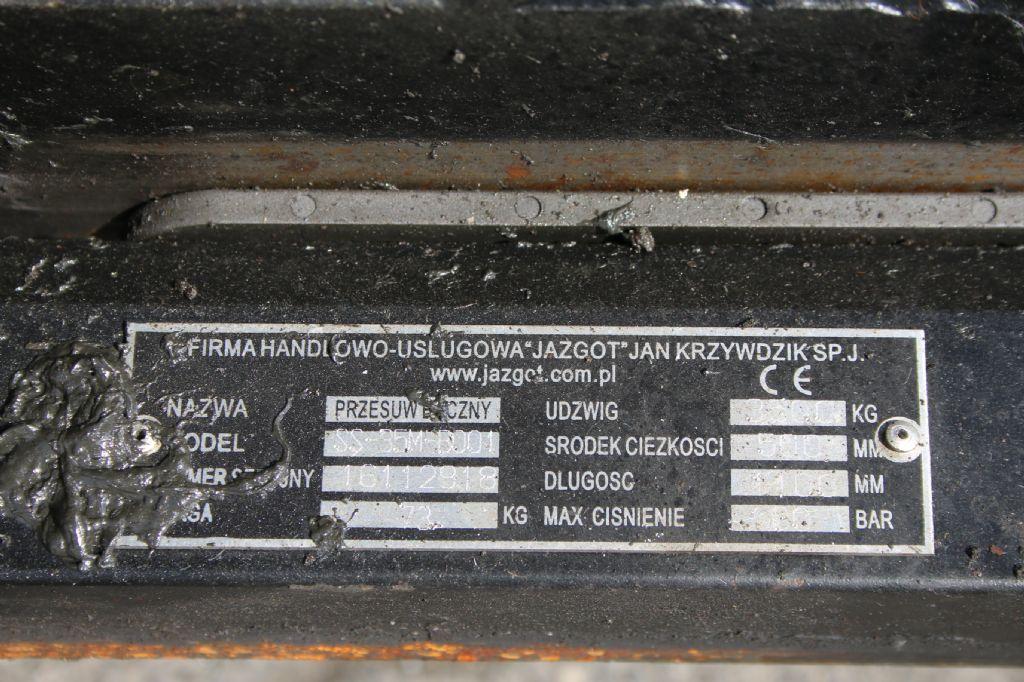 Hyster H3.0 FT-G Treibgasstapler www.thuenemann-stapler.de