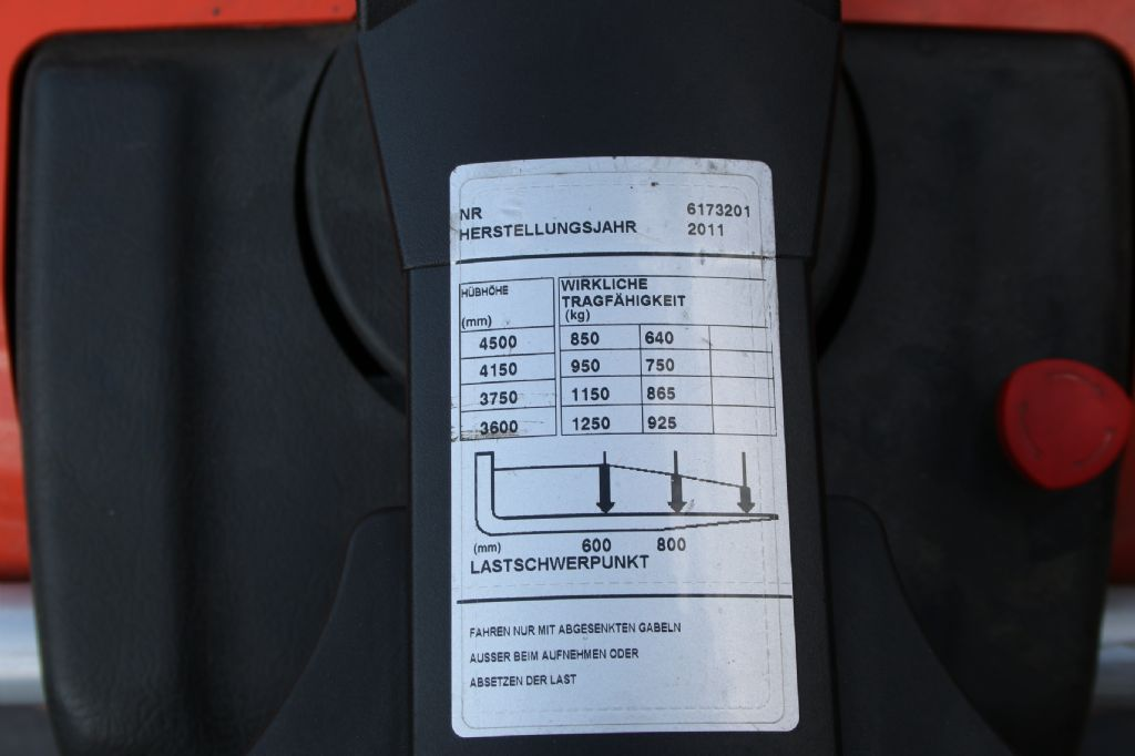 BT SPE 125 Hochhubwagen www.thuenemann-stapler.de