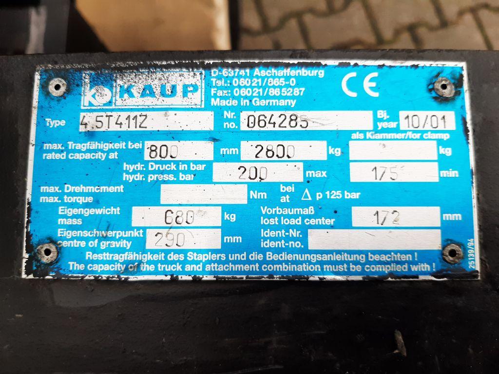 Hyster H4.0 FT6-G Treibgasstapler www.thuenemann-stapler.de