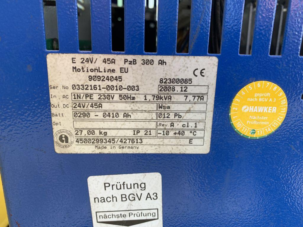 Hyster P2.0S FBW Deichselstapler www.thuenemann-stapler.de