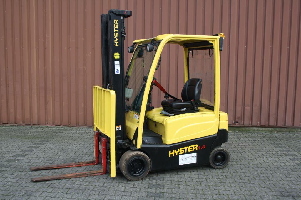 Hyster J1.6XN MWB Elektro 4 Rad-Stapler www.thuenemann-stapler.de