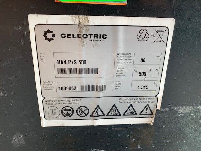 Hyster E2.5XN MWB Elektro 4 Rad-Stapler www.thuenemann-stapler.de