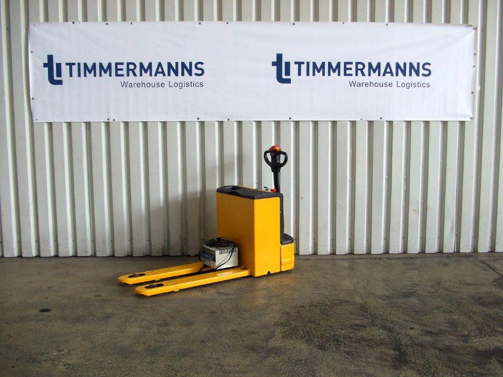 OM TL18 Niederhubwagen www.timmermanns.com