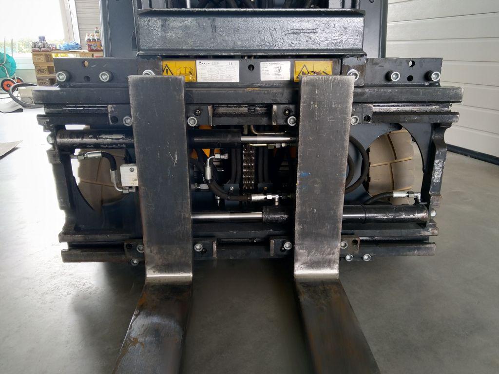 Jungheinrich-EFG 216-Elektro 3 Rad-Stapler-www.tojo-gabelstapler.de