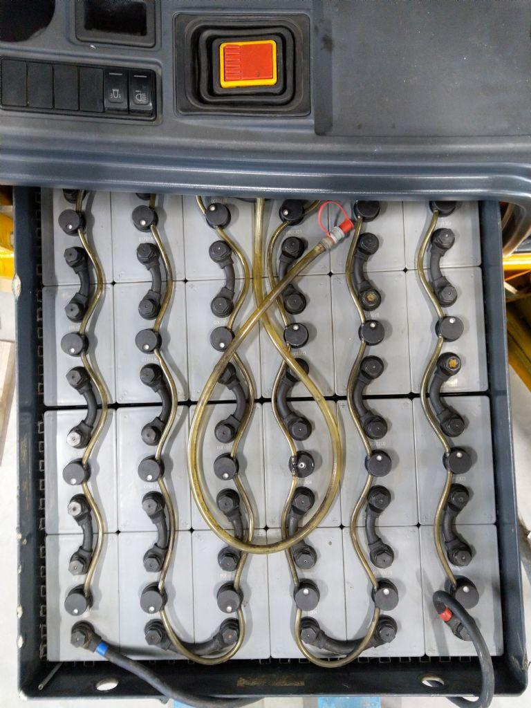 Jungheinrich-EFG 216 GE120-450DZ-Elektro 3 Rad-Stapler-www.tojo-gabelstapler.de
