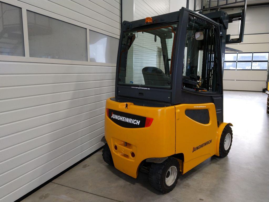 Jungheinrich-EFG 430ks GE110-550DZ-Elektro 4 Rad-Stapler-www.tojo-gabelstapler.de