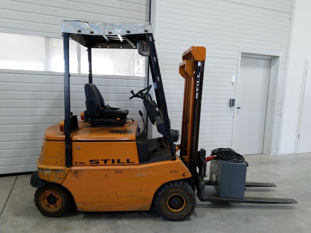 Still-EFG 1,5 / 6001-Elektro 4 Rad-Stapler-www.tojo-gabelstapler.de