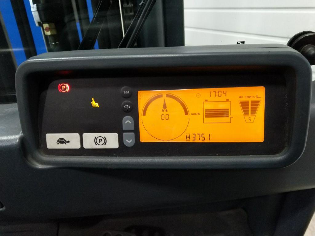 Jungheinrich-EFG 216 G+E115-500DZ-Elektro 3 Rad-Stapler-www.tojo-gabelstapler.de