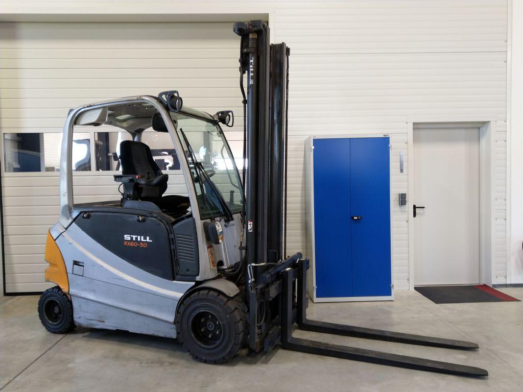 Still-RX 60-30L-Electric 4-wheel forklift-www.tojo-gabelstapler.de