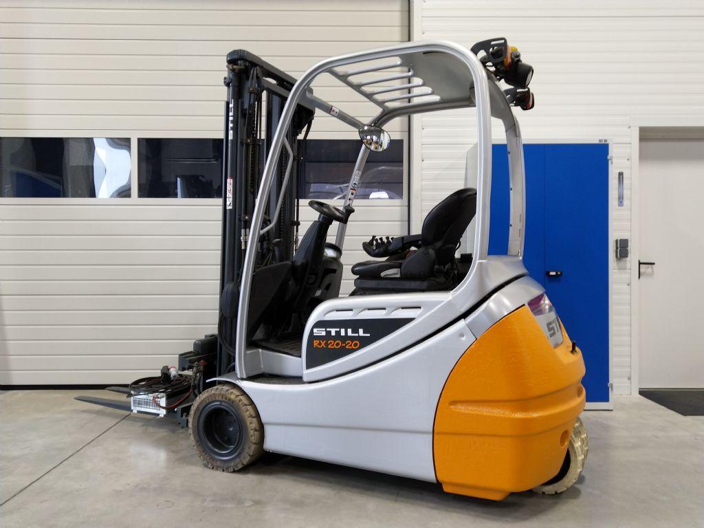 Still-RX 20-20-Electric 3-wheel forklift-www.tojo-gabelstapler.de