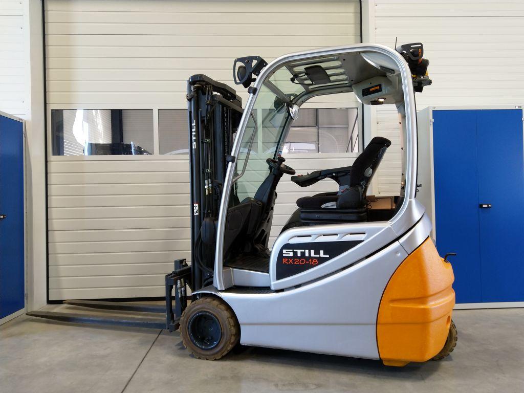 Still-RX 20-18-Electric 3-wheel forklift-www.tojo-gabelstapler.de