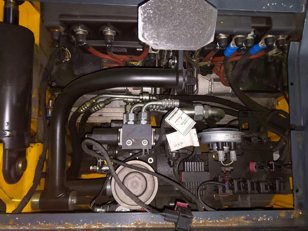 Jungheinrich-EFG 218 GE120-600DZ-Elektro 3 Rad-Stapler-www.tojo-gabelstapler.de