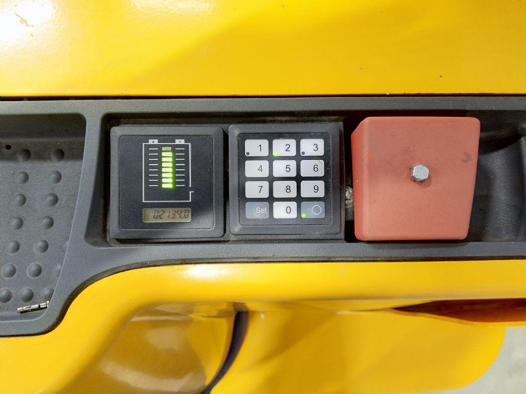 Jungheinrich-EJC 214    115 430 DZ-Deichselstapler-www.tojo-gabelstapler.de