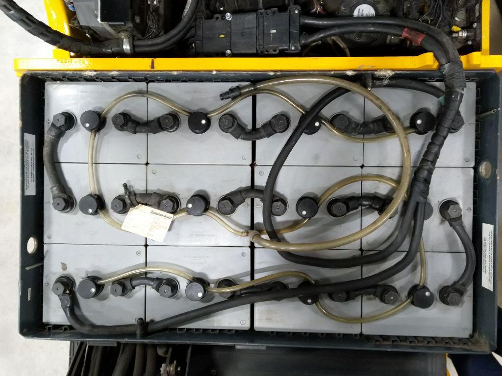Jungheinrich-EFG 115  GE115-500DZ-Elektro 3 Rad-Stapler-www.tojo-gabelstapler.de