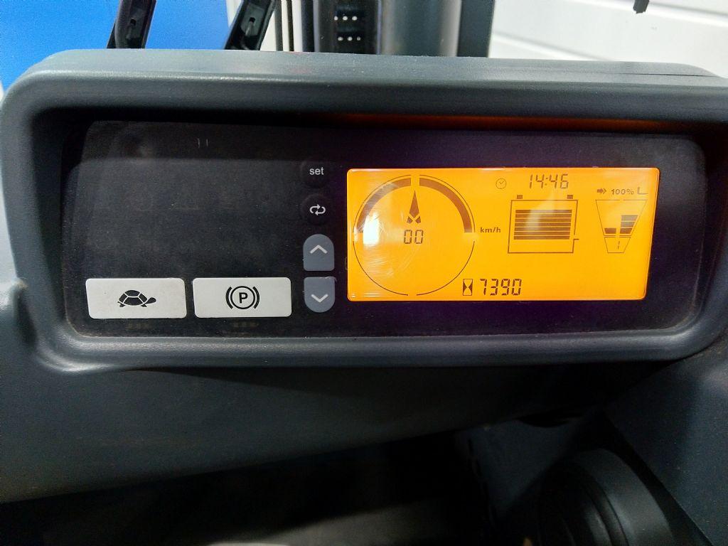 Jungheinrich-EFG 425ks G115-370ZT-Elektro 4 Rad-Stapler-www.tojo-gabelstapler.de