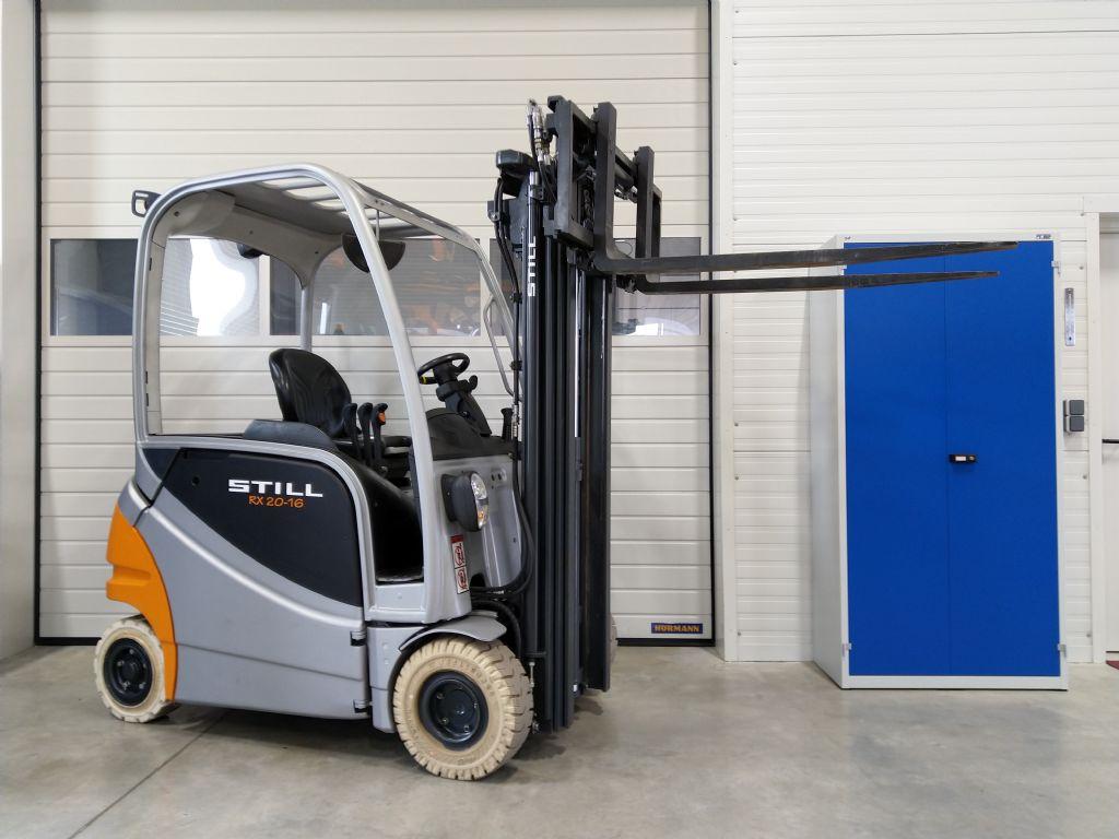 Still-RX 20-16P-Electric 4-wheel forklift-www.tojo-gabelstapler.de