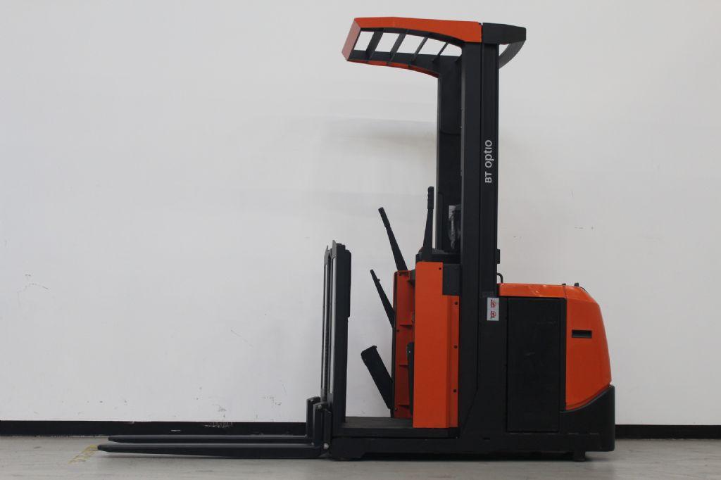 BT OME100N Hochhubkommissionierer loeffler-gabelstapler.de