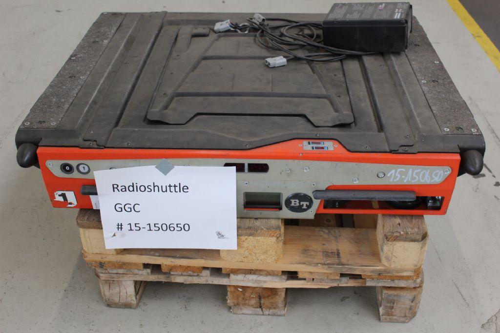 BT RS1500 Radioshuttle Sonstige loeffler-gabelstapler.de
