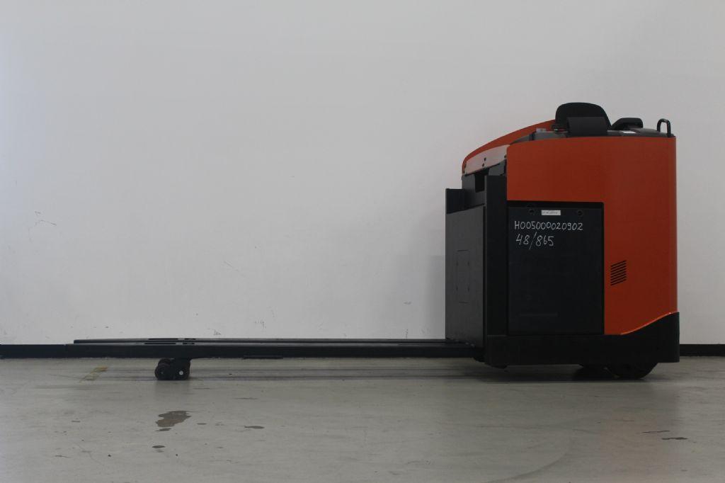 BT LRE300 Quersitzhubwagen loeffler-gabelstapler.de