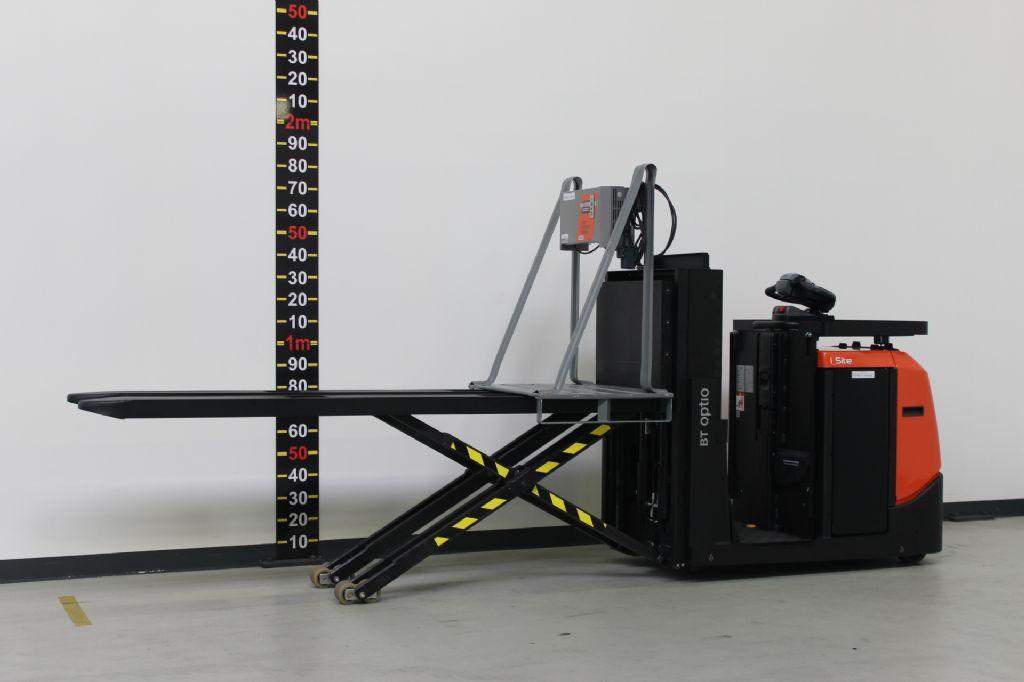 BT OSE180XP Niederhubkommissionierer www.heinbockel-gabelstapler.de
