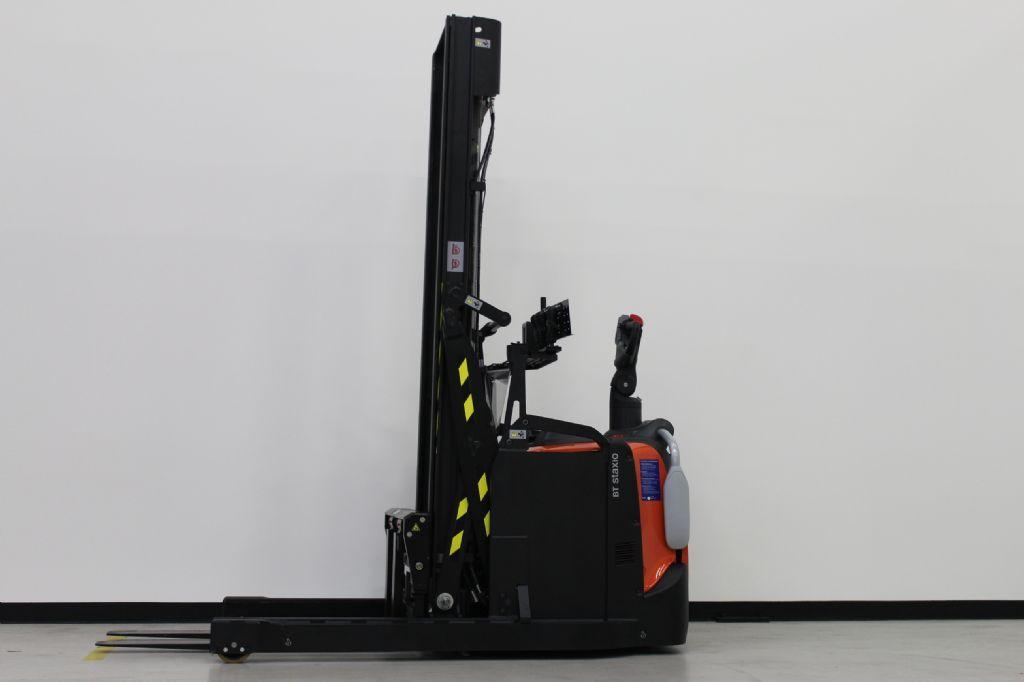 BT SPE120XR Hochhubwagen loeffler-gabelstapler.de