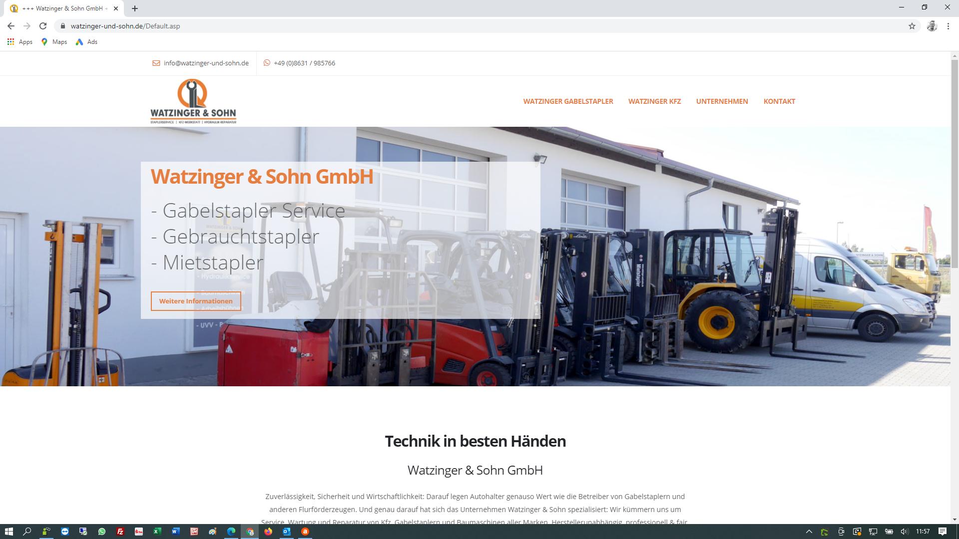 Watzinger & Sohn GmbH