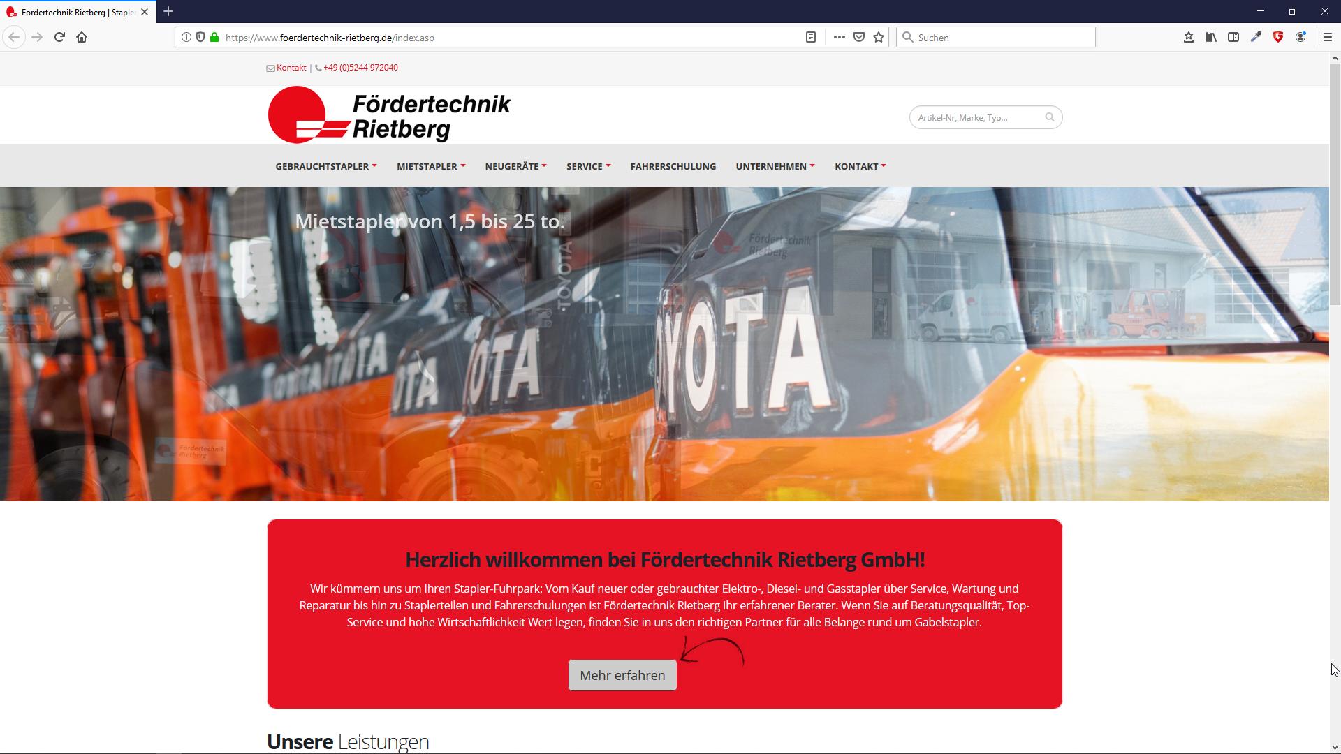 Fördertechnik Rietberg GmbH