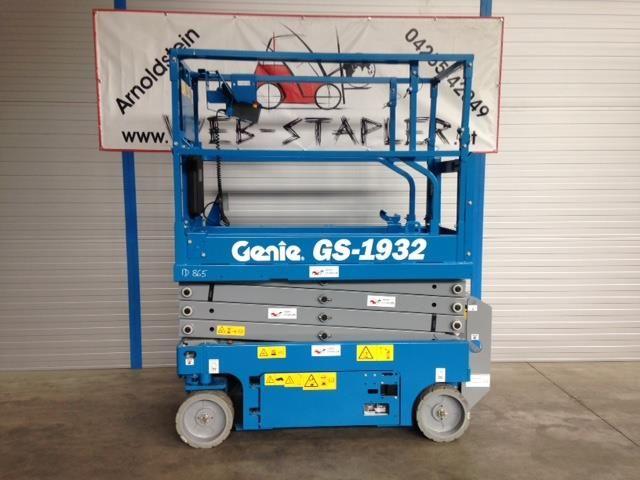 Genie GS-1932 Scherenarbeitsbühne www.web-stapler.at