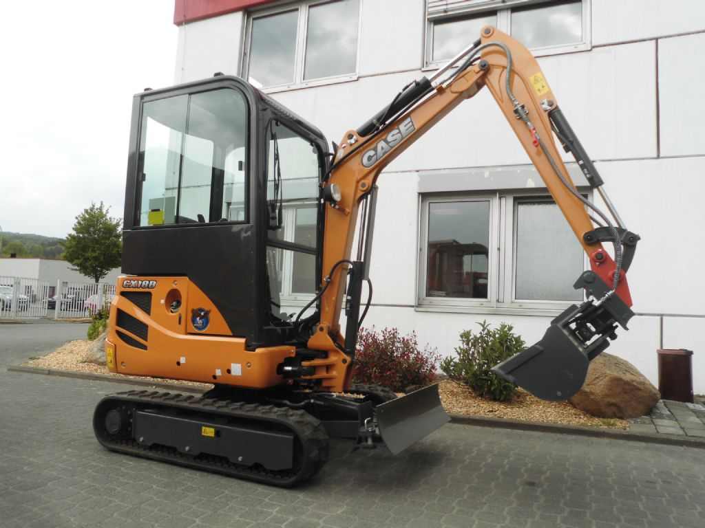 Case-CX 18 B-Minibagger-www.wiegers-gabelstapler.de