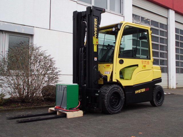 Hyster-J5.0XN-Elektro 4 Rad-Stapler-www.wiegers-gabelstapler.de