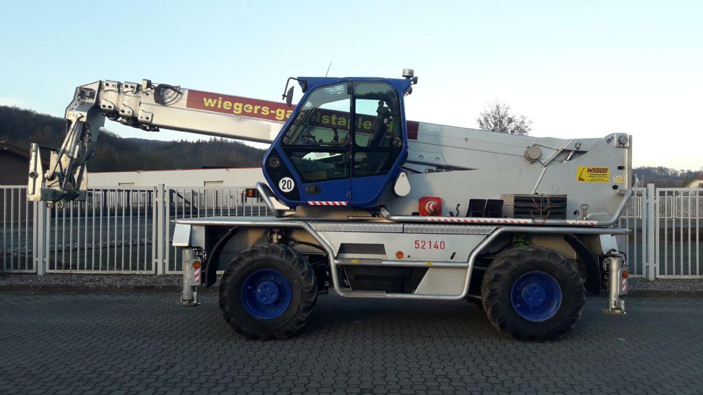 Merlo-R60.24 MCSS-Teleskopstapler drehbar-www.wiegers-gabelstapler.de