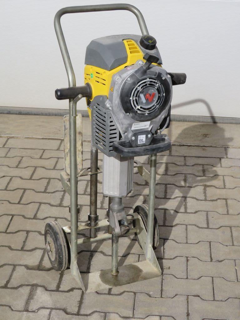 Wacker-Abbruchhammer 23 kg-Sonstige-www.wilmes-mietservice.de