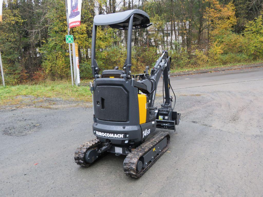 Eurocomach-ES 12 ZT-Minibagger-www.wilmes-mietservice.de